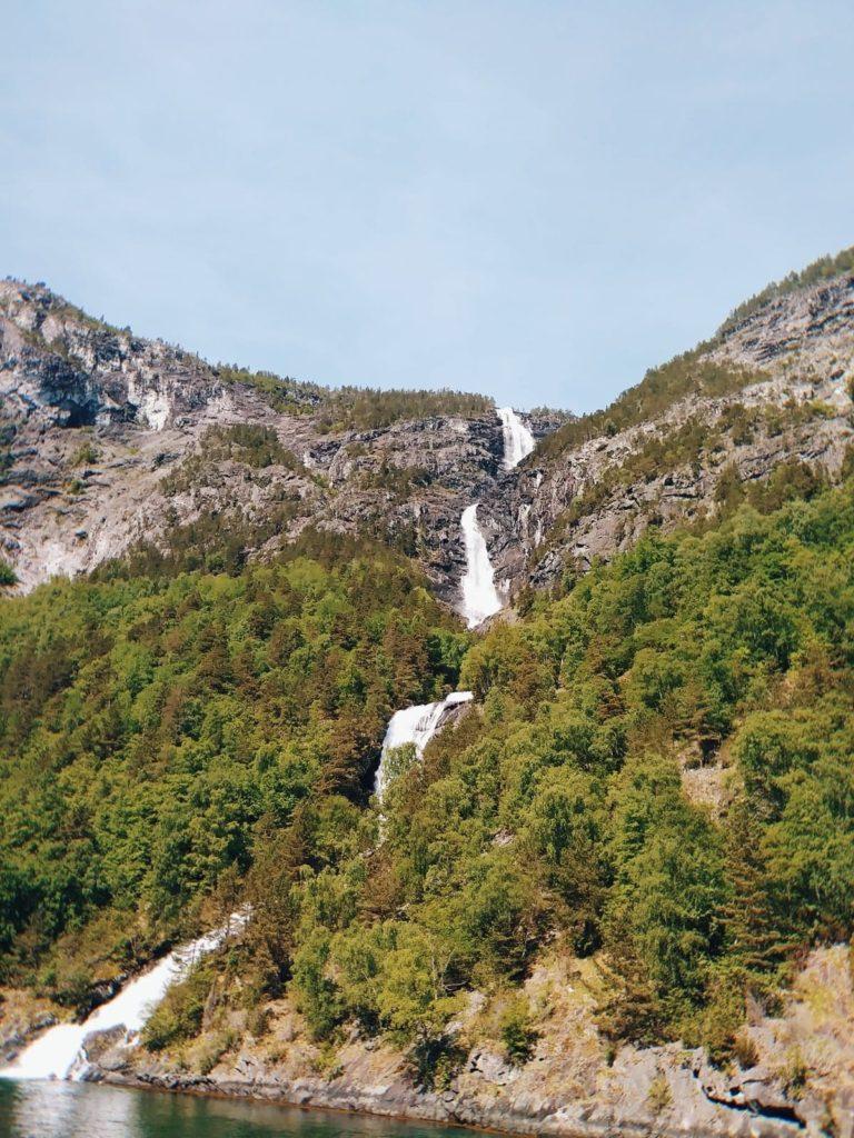 Norway in a Nutshell Waterfall
