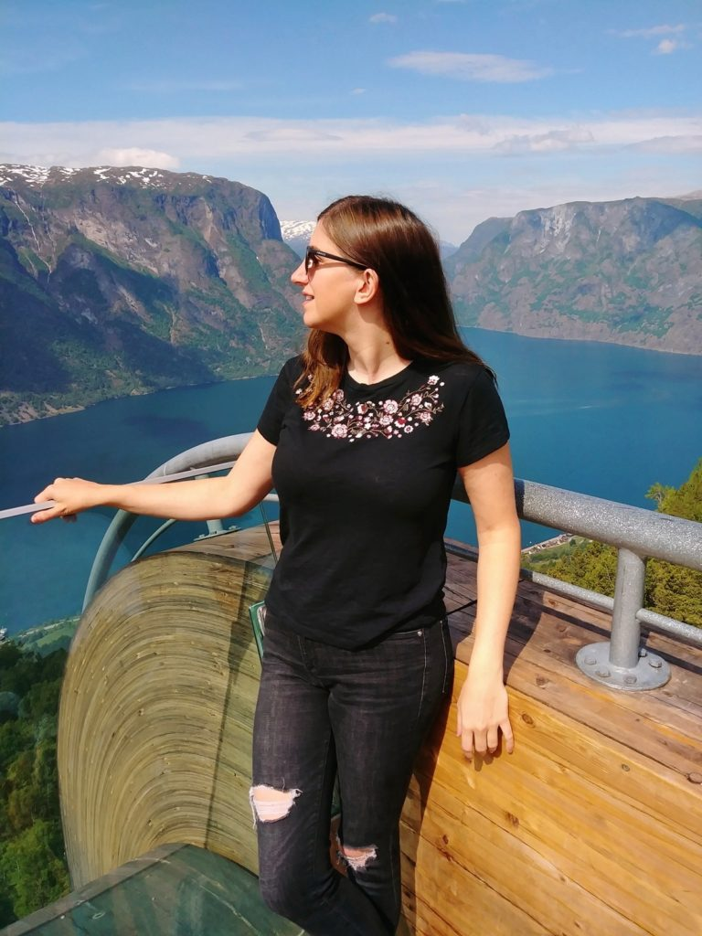 Stegastein Viewpoint Norway