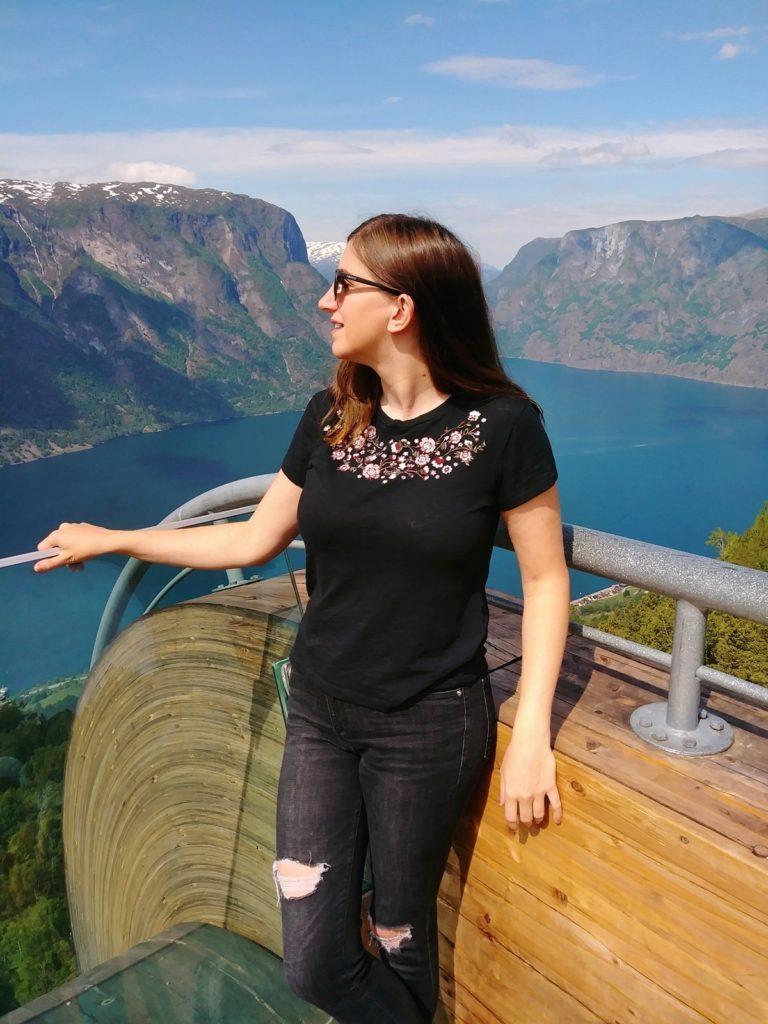 Stegastein Viewpoint Norway