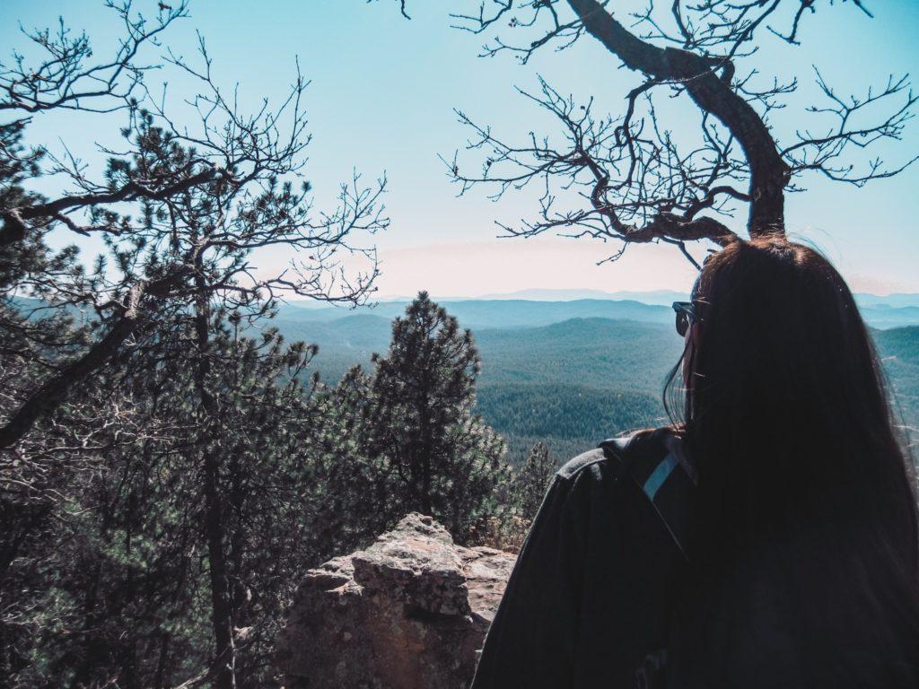 Hiking Mogollon Rim