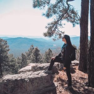 Hiking Mogollon Rim