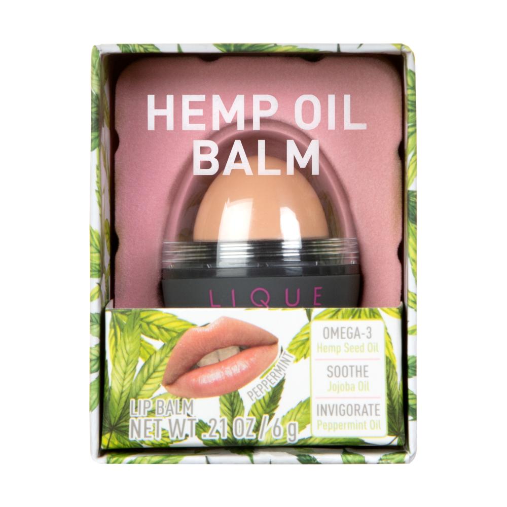 lique hemp oil balm